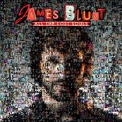*CD.* JAMES BLUNT - ALL THE LOST SOULS (ALBUM 2007)