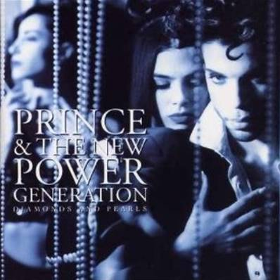 PRINCE AND THE NEW POWER GENERATION - DIAMONDS AND PEARLS (SOUL) (FUNK)
