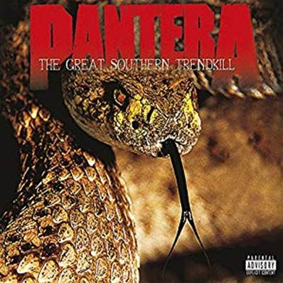 PANTERA - THE GREAT SOUTHERN TRENDKILL (20TH ANNIVERSARY EDITION) (2 CD)
