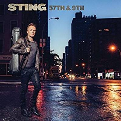 STING - 57TH & 9TH (ALBUM 2016) (DIGIPACK)