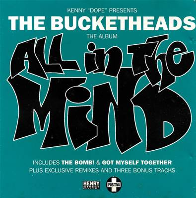 *CD.* BUCKETHEADS - ALL IN THE MIND (ALBUM 1995)