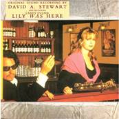 DAVE STEWART - LILY WAS HERE / LILY ROBS THE BANK