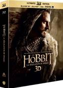 *Blu-Ray.* LE HOBBIT - LA DESOLATION DE SMAUG (EDITION ULTIMATE) (BLU-RAY3D + BLU-RAY+ DVD)