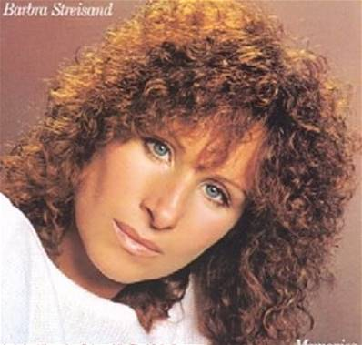 BARBRA STREISAND - MEMORIES (ALBUM 1981)