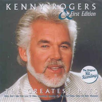 *CD.* KENNY ROGERS - GREATEST HITS (COUNTRY)