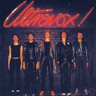 CD ULTRAVOX - ULTRAVOX