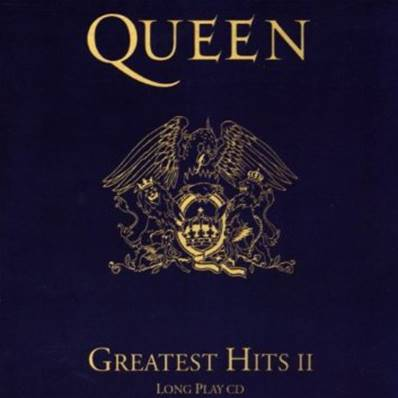 QUEEN - GREATEST HITS VOL. 2