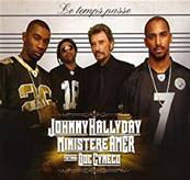 JOHNNY HALLYDAY - LE TEMPS PASSE