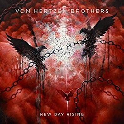 VON HERTZEN BROTHERS - NEW DAY RISING (ALBUM 2015) (HARD ROCK PROGRESSIF)
