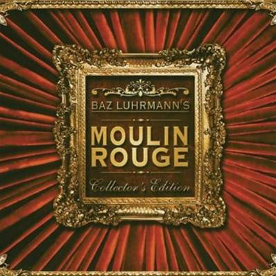 CD MOULIN ROUGE: COLLECTOR'S EDITION (MOULIN ROUGE + MOULIN ROUGE 2) (2 CD)