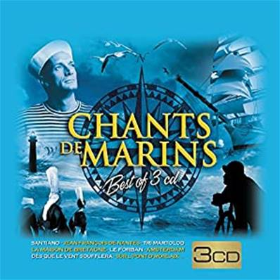 *CD.* CHANTS DE MARINS (BEST OF) (3 CD)