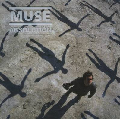 *CD* MUSE - ABSOLUTION (ALBUM 2003)