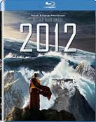 *Blu-Ray.* 2012 (2009) (SCIENCE-FICTION) (AVEC JOHN CUSACK) (DE ROLAND EMMERICH)