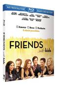 *Blu-Ray.* FRIENDS WITH KIDS - BLU-RAY