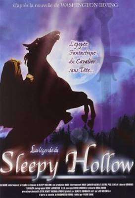 LA LEGENDE DE SLEPY HOLLOW