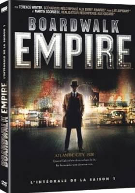 *DVD.* BOARDWALK EMPIRE - SAISON 1