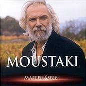 GEORGES MOUSTAKI - MASTER SERIE : EDITION REMASTERISÉE
