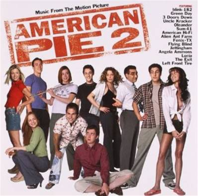 *CD* AMERICAN PIE 2 (MUSIC FROM THE MOTION PICTURE) (2001)