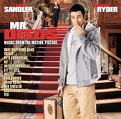 *CD.* MR DEEDS (MUSIC FROM THE MOTION PICTURE) (ALBUM 2002)