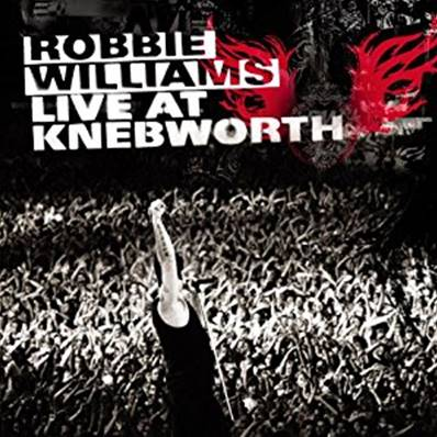 ROBBIE WILLIAMS - LIVE AT KNEBWORTH SUMMER 2003