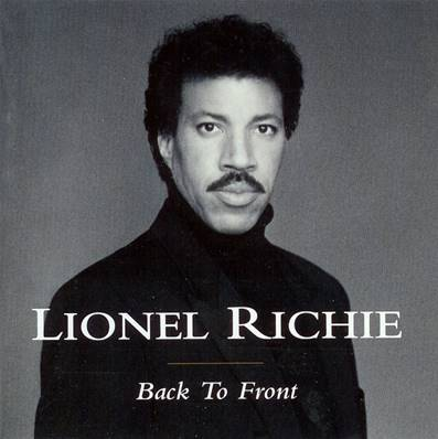 CD LIONEL RICHIE - BACK TO FRONT (BEST OF) (SOUL)