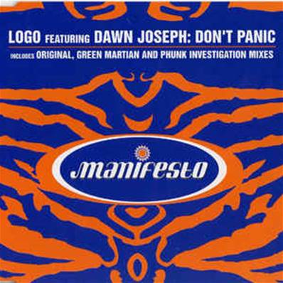 LOGO FEATURING DAWN JOSEPH - DON'T PANIC