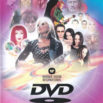 *DVD* WARNER VISION INTERNATIONAL - VIDEO COLLECTION (INCLUS NEW ODER - BLUE MONDAY)