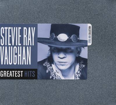 STEVIE RAY VAUGHAN - STEEL BOX COLLECTION GREATEST HITS (BLUES)