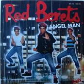 RED BERETS - ANGEL MAN (1983) (8:40)