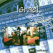 ISRAEL - BEST OF WORLD MUSIC (MUSIQUE DU MONDE)