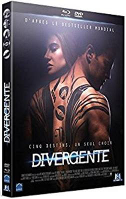 DIVERGENTE (COMBO COLLECTOR BLU-RAY + DVD) (SCIENCE FICTION) (ACTION)