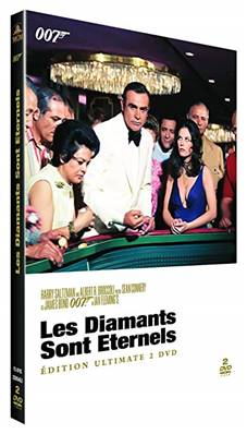 *DVD.* LES DIAMANTS SONT ETERNELS (1971) (EDITION ULTIMATE 2 DVD) (JAMES BOND)