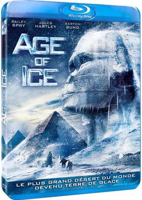 *Blu-Ray.* AGE OF ICE (2014) (SCIENCE-FICTION) (AVEC BARTON BUND ET JULES HARTLEY)
