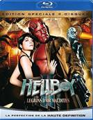 *Blu-Ray.* HELLBOY 2 : LES LEGIONS D'OR MAUDITES (2008) (FANTASTIQUE)