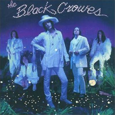 *CD* THE BLACK CROWES - BY YOUR SIDE