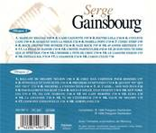*CD* SERGE GAINSBOURG - (BEST OF) (2 CD) (36 TITRES)