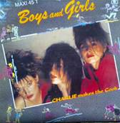 CHARLIE MAKES THE COOK - BOYS AND GIRLS (1987)