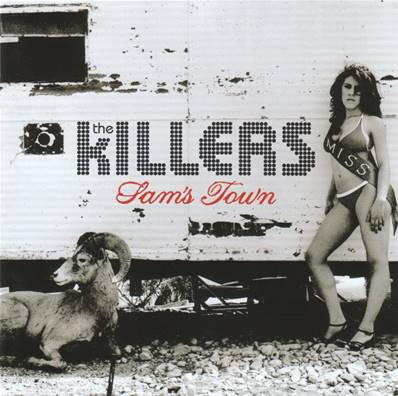 *CD.* THE KILLERS - SAM'S TOWN (ALBUM 2006) (ROCK INDE)