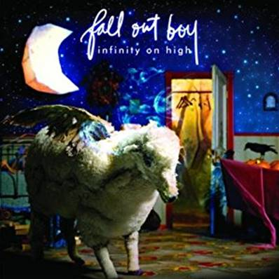 FALL OUT BOY - INFINITY ON HIGH (ROCK INDE)