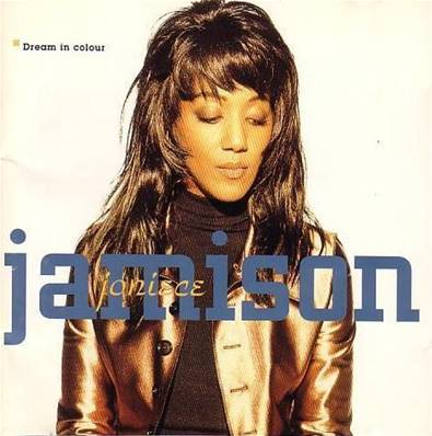 JONIECE JAMISON - DREAM IN COLOUR (LEGENDS OF AMERICA)