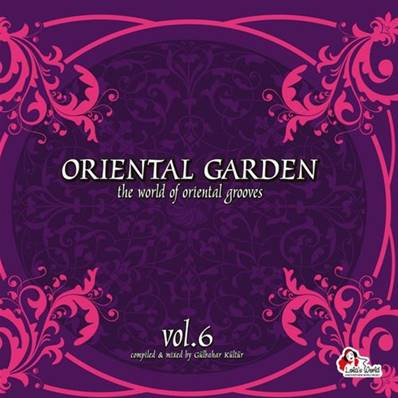 ORIENTAL GARDEN - THE WORLD OF ORIENTAL GROOVES VOL.6 (2 CD) (DIGIPACK)