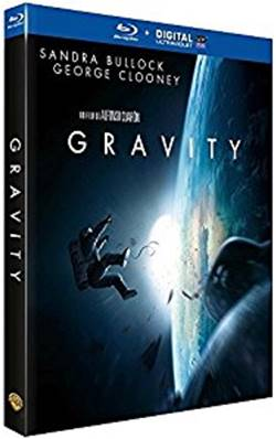 GRAVITY (BLU-RAY)+(COPIE DIGITALE)