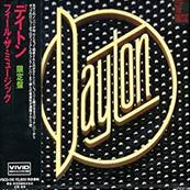 DAYTON - FEEL THE MUSIC (IMPORT JAPONAIS) (FUNK)