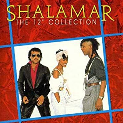 *CD* SHALAMAR - THE 12 COLLECTION (BEST OF) (MADE IN CANADA) (LABEL UNIDISC) (FUNK)