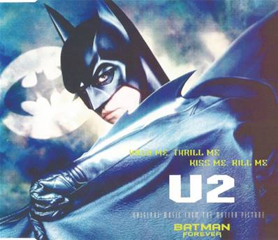 *CD* U2 - HOLD ME THRILL ME KISS ME KILL ME