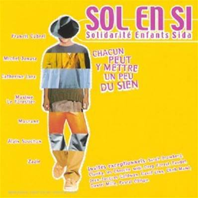 *CD.* SOL EN SI - SOLIDARITE ENFANTS SIDA (SPECTACLE)