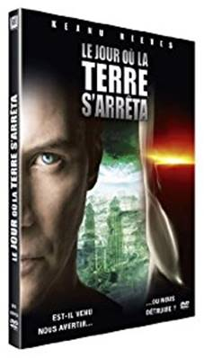 LE JOUR OU LA TERRE S'ARRETA ( SCIENCE FICTION) (DRAME) (KEANU REEVES)