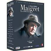 MAIGRET - LA COLLECTION COFFRET N°3 (10 DVD)