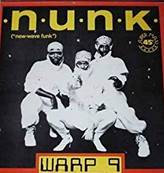 WARP 9 - NUNK (NEW-WAVE FUNK) 7:19/NUNK (INSTRUMENTAL) 8:20