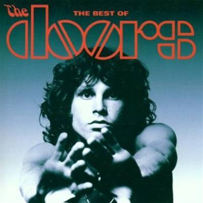 THE DOORS - THE BEST OF (1 CD AVEC 17 TITRES REMASTERISES)
